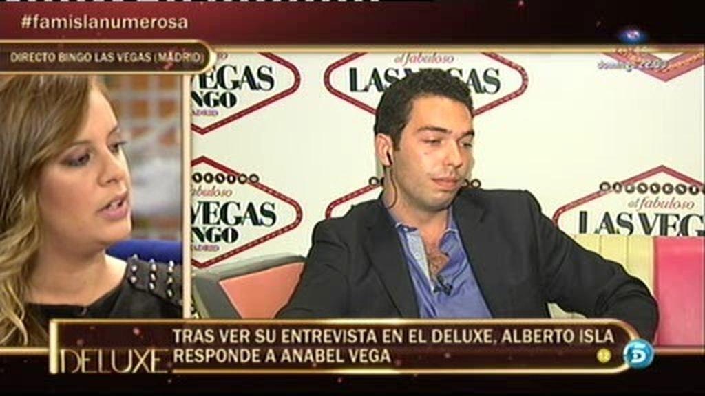 """Alberto Isla, sobre el embarazo de Anabel: """"Esta señorita miente"""""""