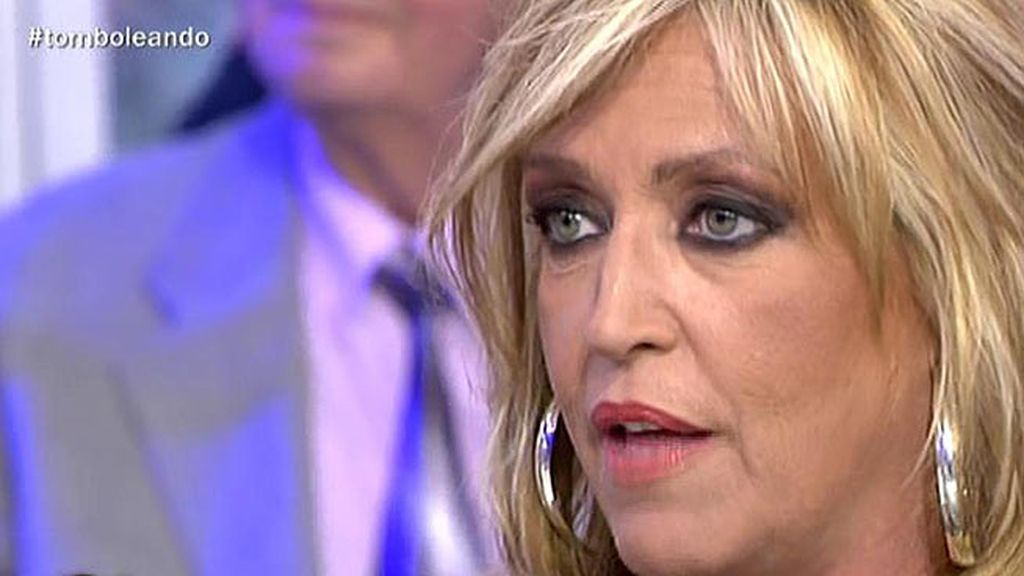 """Lydia Lozano: """"Siempre he negado que Ángel Moreno y yo tuviéramos algo"""""""