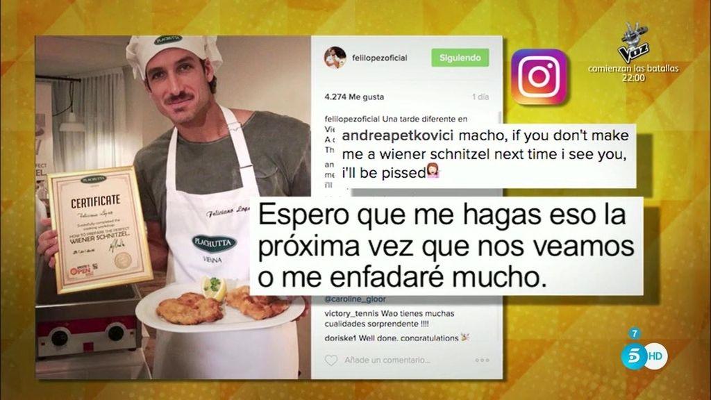 """Feliciano López podría haber encontrado una nueva """"amiga especial"""""""