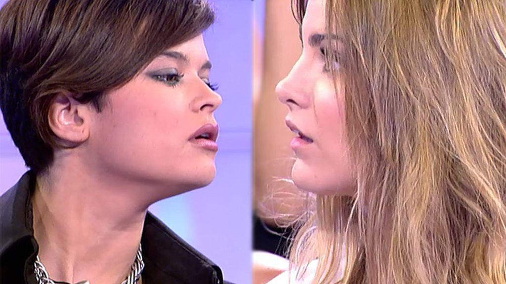 Yasmina no soporta a Natalia