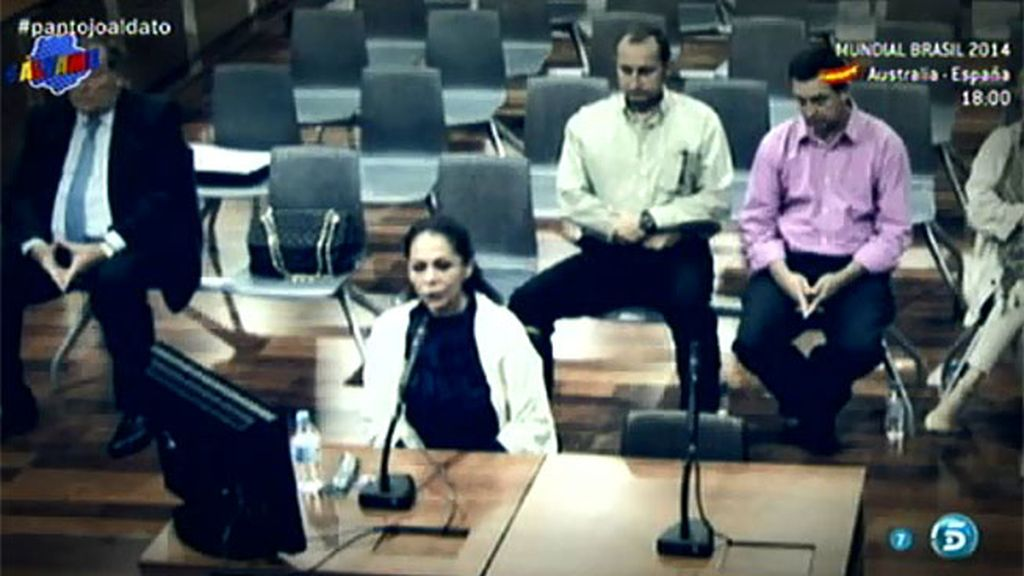 El Tribunal Supremo ratifica la condena a Isabel Pantoja por blanqueo de capitales