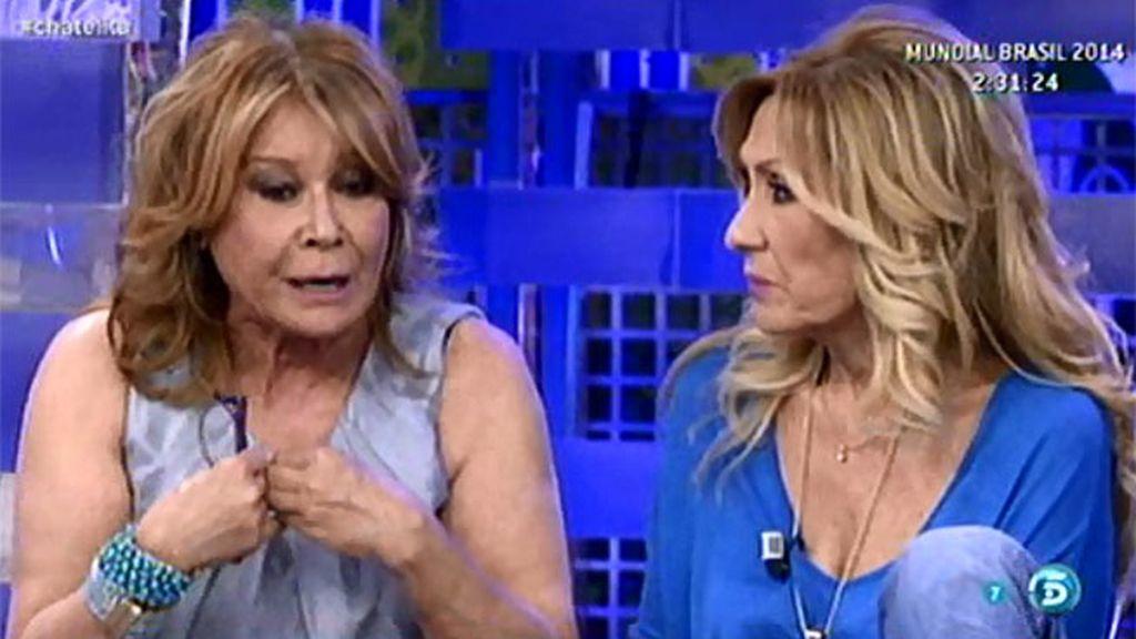 La familia de Alberto Isla dice no haber sido bien tratada por Isabel Pantoja, según Mila X.