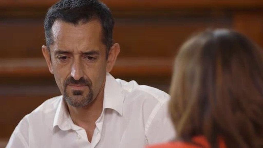 """Pedro Cavadas, a Pepa Bueno: """"Esta entrevista me está haciendo mucho daño"""""""