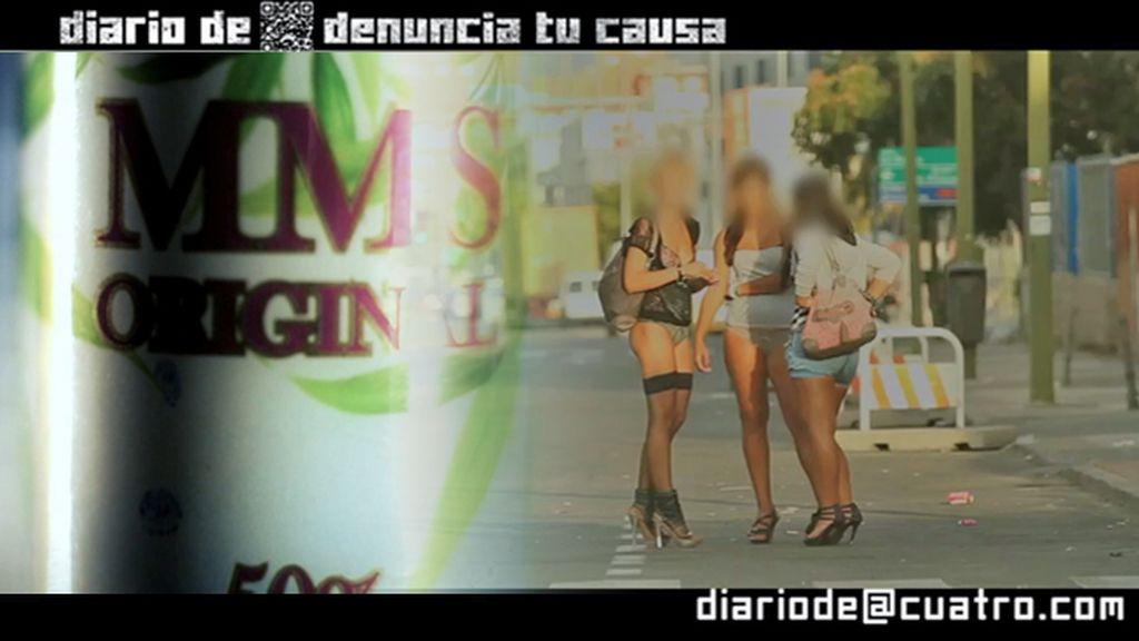 Un medicamento ilegal contra el cáncer y el riesgo de la prostitución, en 'Diario de'