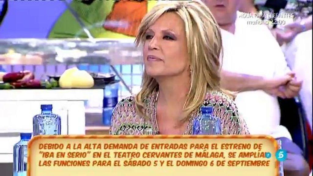 """Lydia, de Paloma Cela: """"Dijo que nunca iría a un plató para hablar mal de alguien"""""""