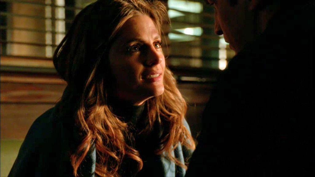 """Castle, a Beckett: """"¿Ves lo que pasa en cuanto te dejo un rato sola?"""""""