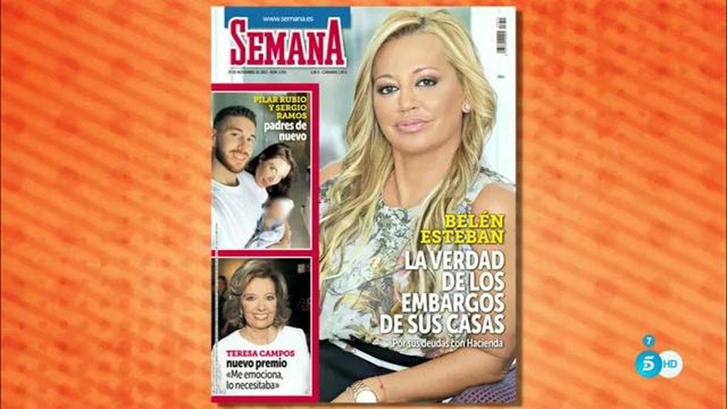 "Belén Esteban: ""Yo pago a Hacienda"""