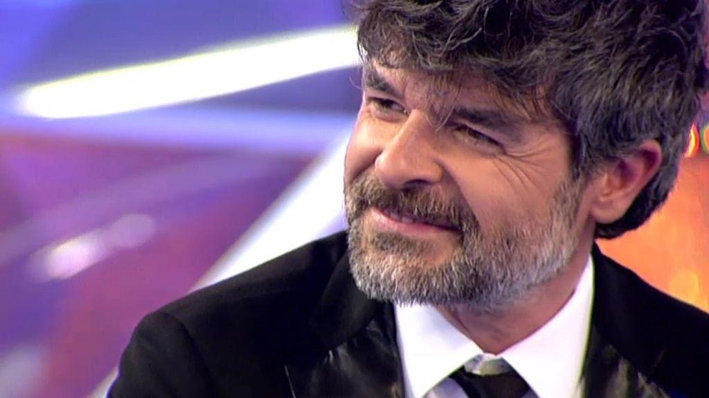 """Nacho Guerreros, de 'LQSA':  """"La gente necesita reírse y hacemos la serie para eso"""""""