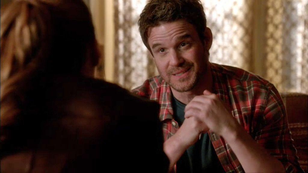 """El marido de Beckett: """"Si llevamos casados tanto tiempo, deberíamos intentarlo"""""""