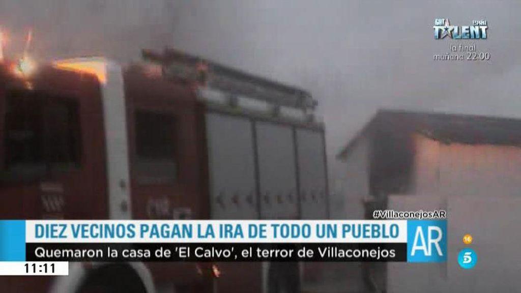 Diez vecinos de Villaconejos, condenados a pagar 433.000 euros a 'El calvo'