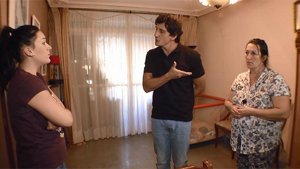 """Jero García, a Carolina: """"Es la última vez que hablas así a tu madre"""""""