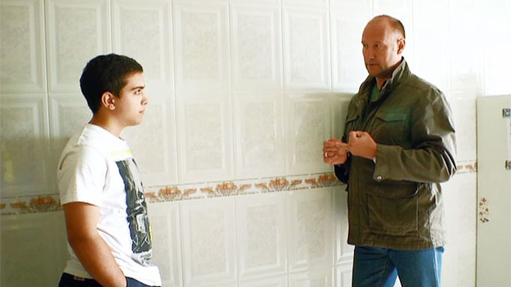 "Pedro García Aguado, a Iván: ""Cuando me quitaron las drogas me cagué de miedo"""