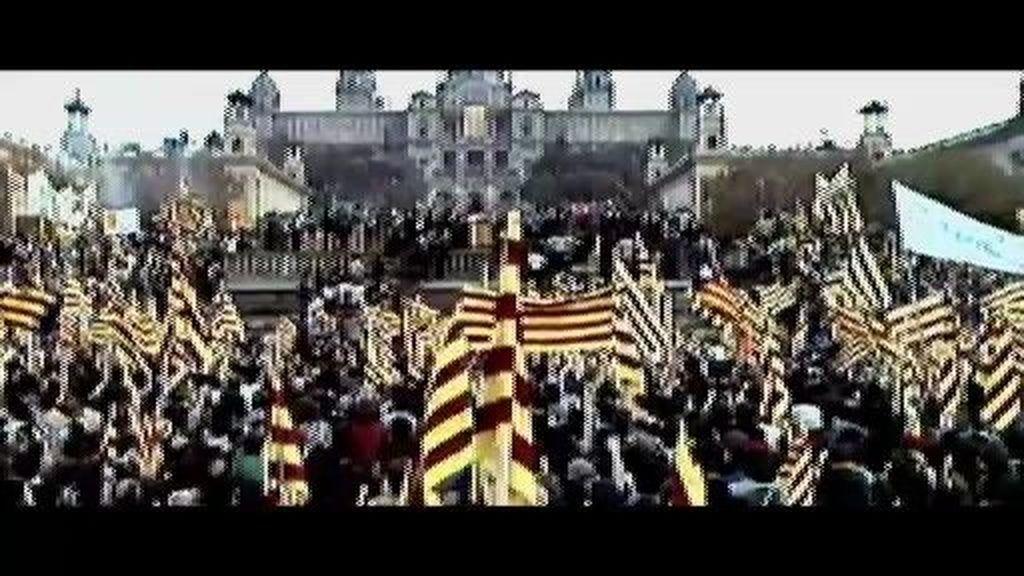 """Anasagasti, sobre Cataluña: """"Mas ha hecho lo que tenía que hacer"""""""
