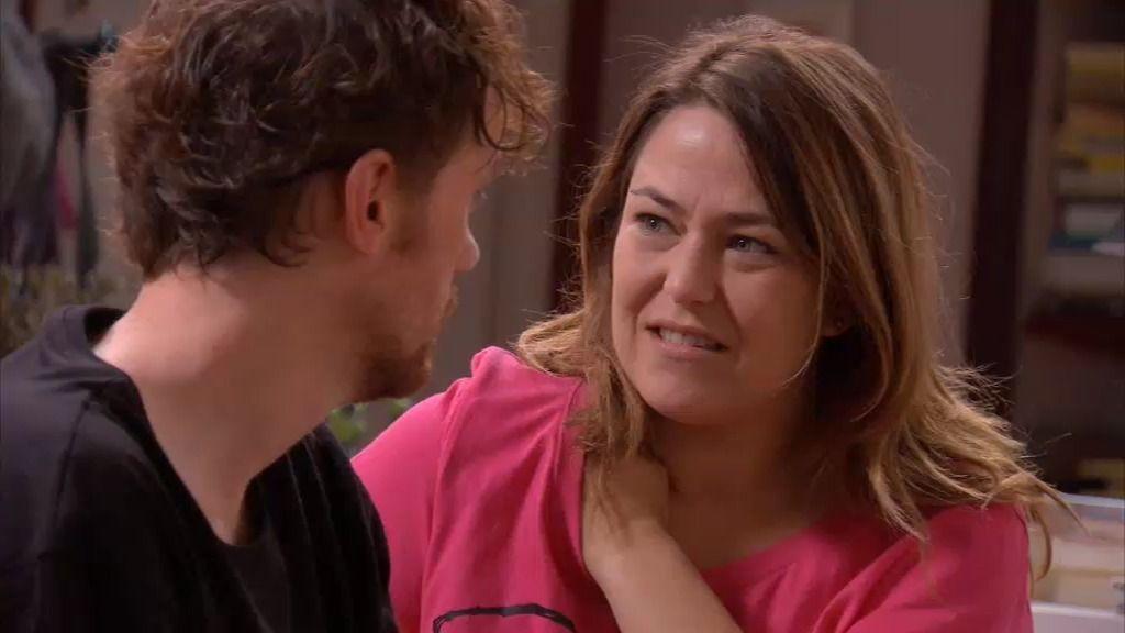 """Ramón, a Lucía: """"Se me ha aparecido Loudes después de acostarme contigo"""""""