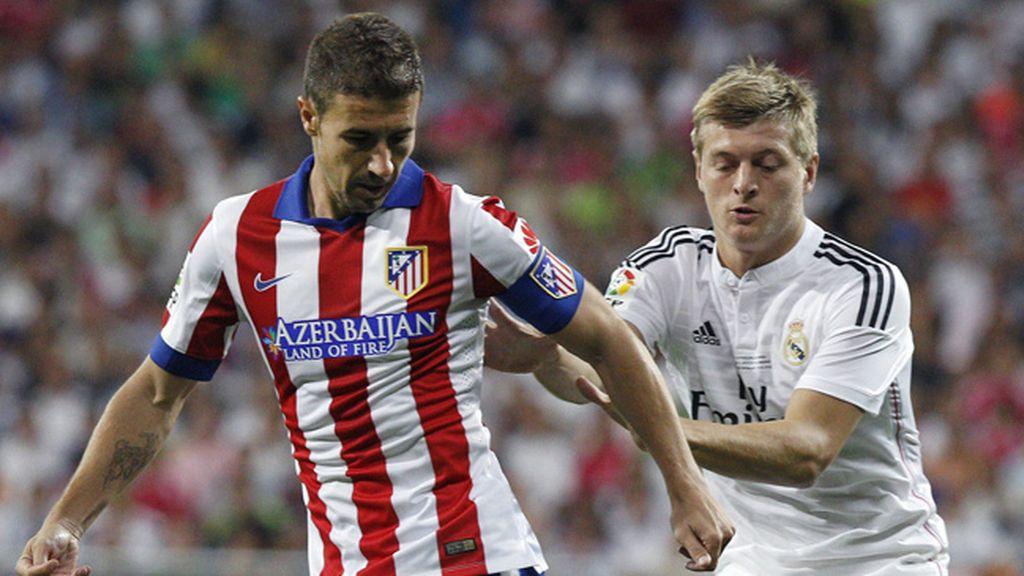 Los siete partidos capitales del derbi entre Atlético y Real Madrid