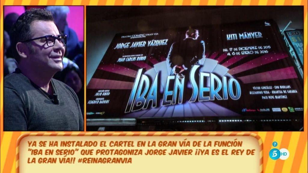 """Jorge Javier, sobre su obra: """"Me reencuentro cada fin de semana con mi padre"""""""