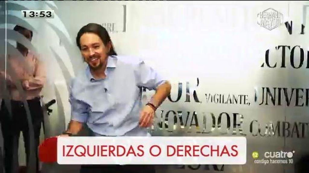 ¿Cómo sería una partida de ping-pong entre Pablo Iglesias y Albert Rivera?