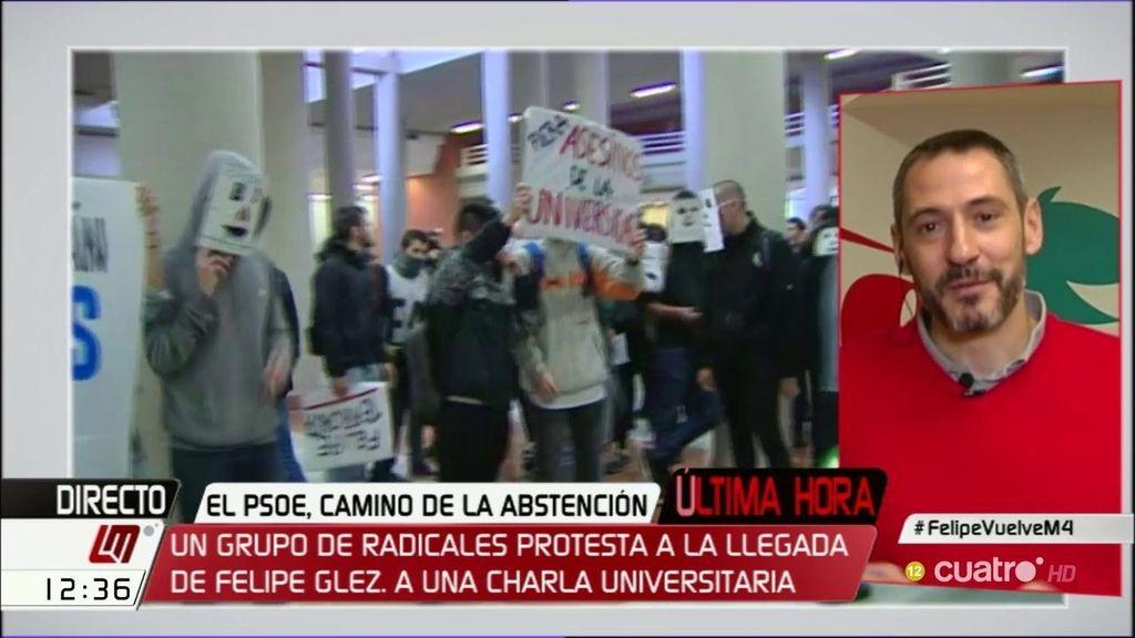 """José P. Ferrandiz, de Metroscopia: """"El PSOE está perdiendo a su electorado más joven"""""""