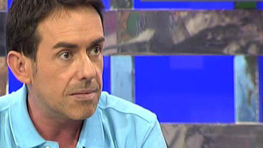 """Jesús Manuel: """"La representante legal de Chabelita ha pedido que se embargue a Isla lo que ganó en el 'Deluxe"""""""