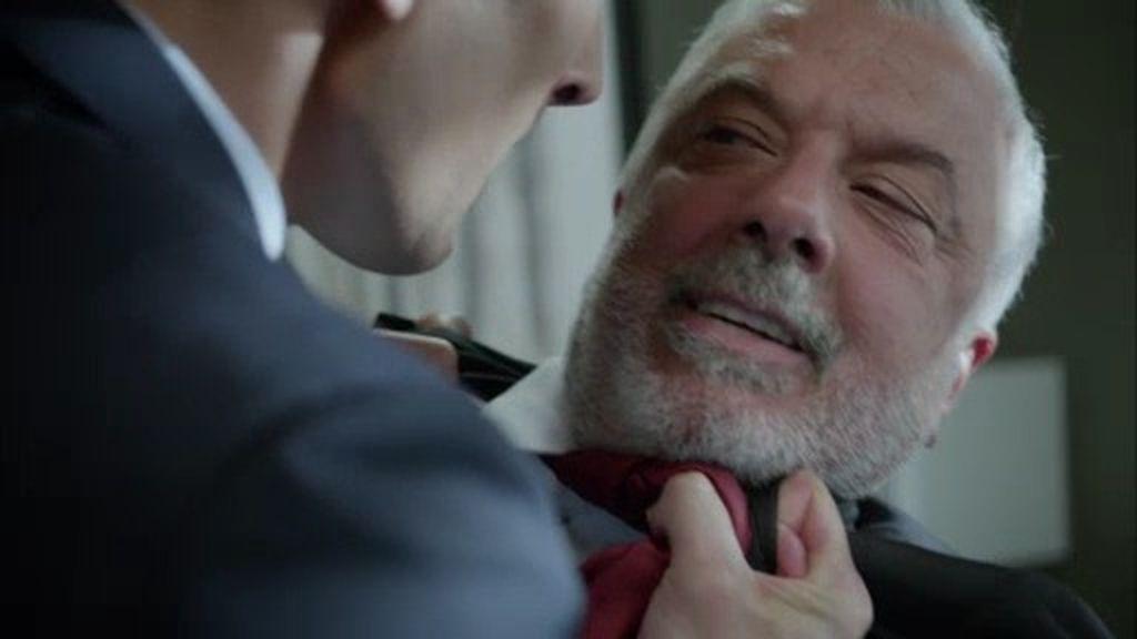 "Cristóbal amenaza a Bornay: ""Si vuelves a acercarte a mi padre, te mato"""