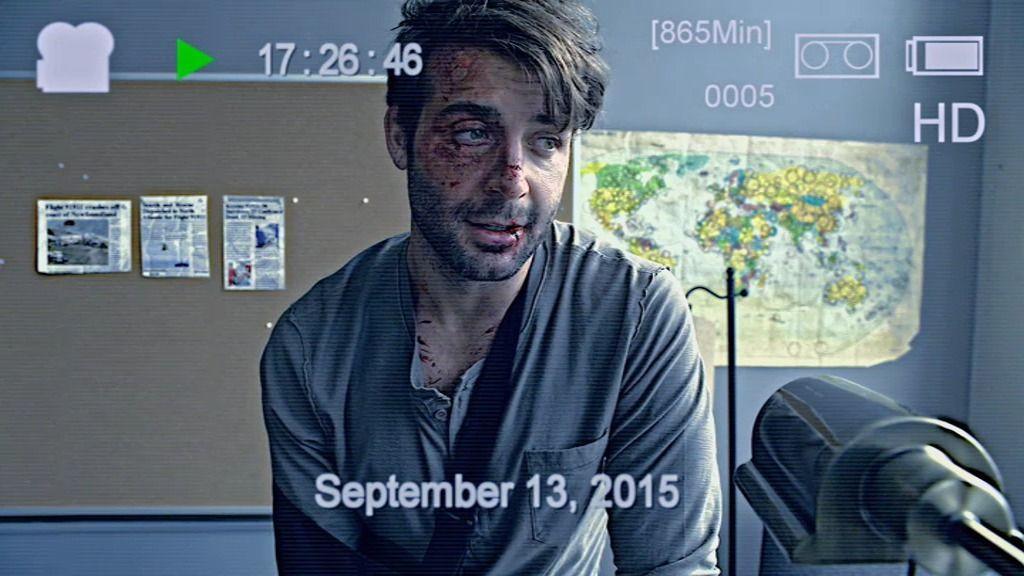 Jackson graba un vídeo con instrucciones para aplicar la cura a gran escala