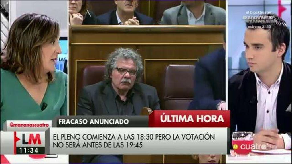 """Iratxe García Pérez (PSOE): """"Todavía estamos a tiempo"""""""