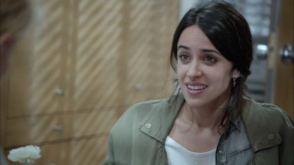 """Sonia, a Candela: """"No me voy a ir ahora"""""""
