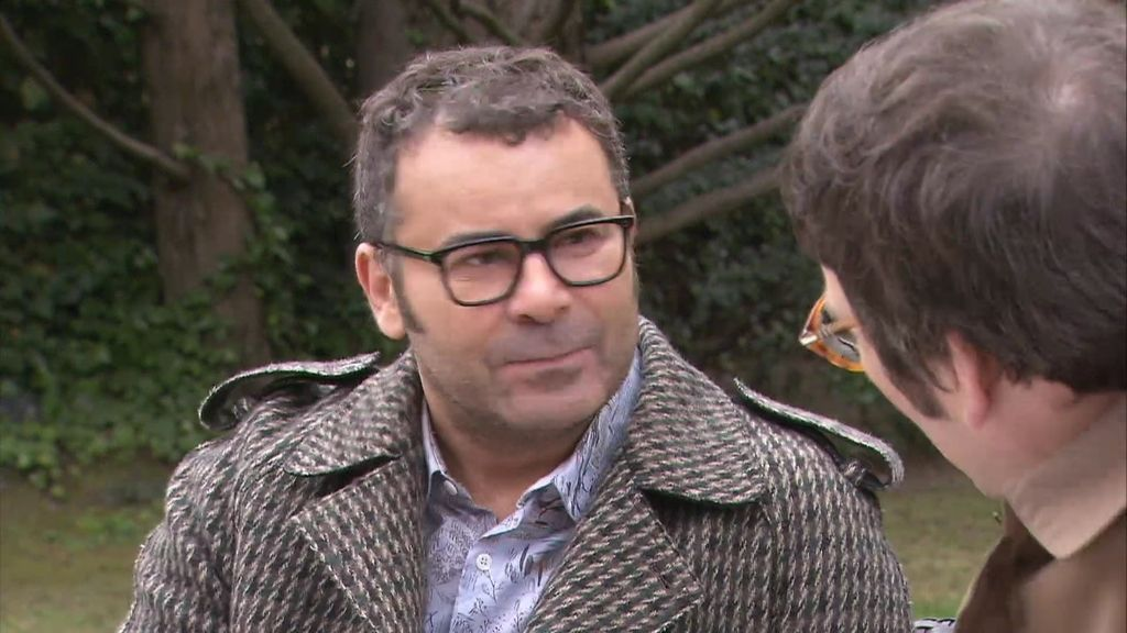 Jorge Javier Vázquez confiesa sus manías a Joaquín Reyes en 'Feis tu Feis'