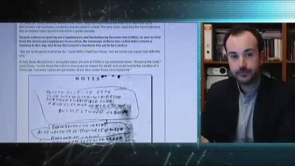 Misterio 4.0: Código McCormick