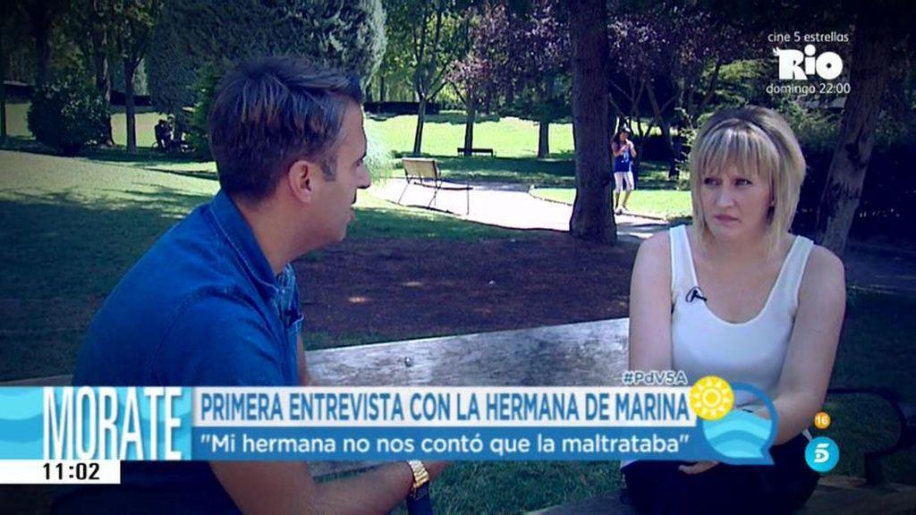 """La hermana de Marina Okarynska: """"Daría mi vida por estar en el lugar de Laura"""""""