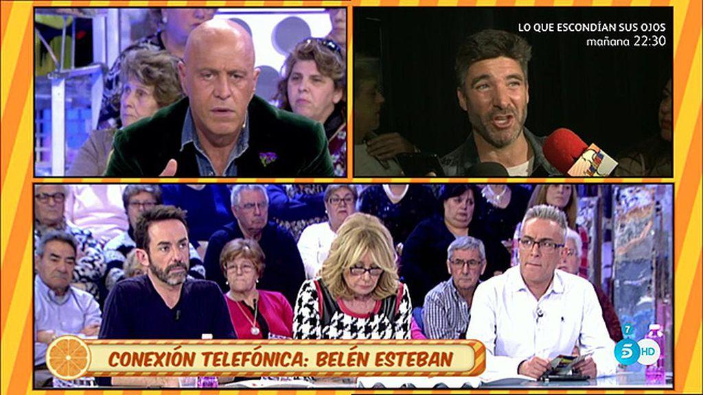 """Belén Esteban, de Toño Sanchís: """"El problema no es lo que me falta, es la deuda que me ha generado con Hacienda"""""""