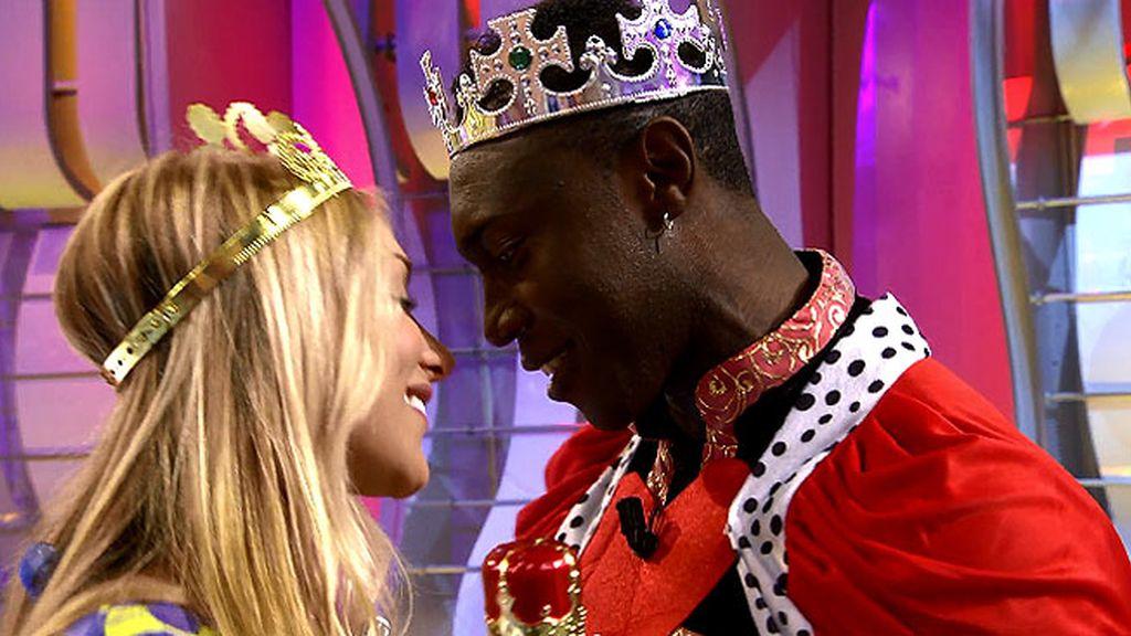 Juanma, ¿un príncipe de corazones o un Power Ranger?