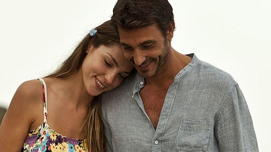La intensa historia de amor de Álex y Niki, en 'Perdona si te llamo amor'