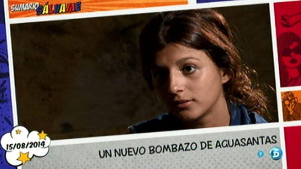 """Aguasantas estará en el 'Deluxe': """"Raquel dio a elegir a Manuel entre su familia o yo"""""""