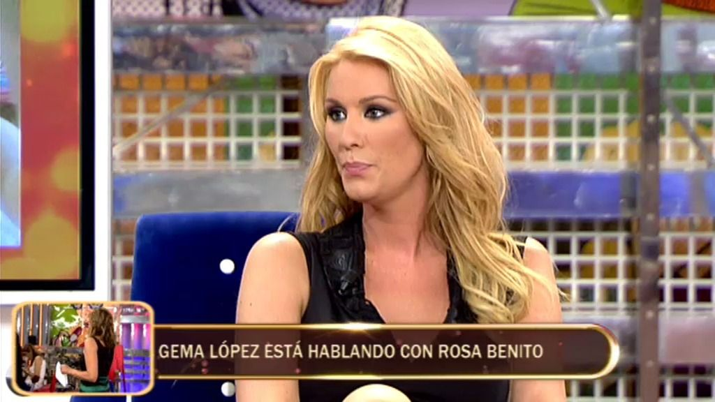 """Sandra, amiga de Rosa: """"Amador intentó reconquistar a Rosa hace unos meses"""""""