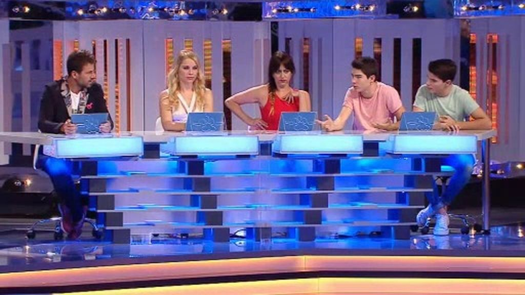 """Los 'Gemeliers', a Santi Serra: """"Parece que te cuesta dinero dar los puntos"""""""