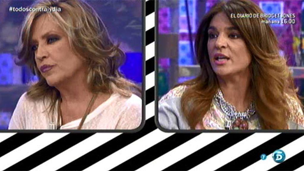 La polémica continúa entre Raquel y Lydia