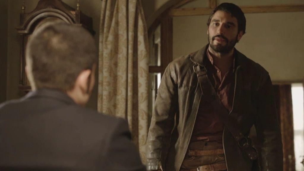 César rompe su pacto con Don Joaquín y decide no entregarle La Quebrada