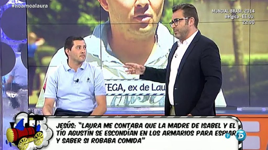 Jorge JavierVázquez confirma que se llevaron objetos de Cantora