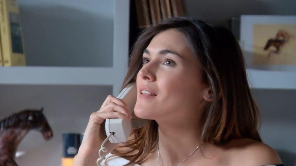Natalia descubre que en la editorial no conocen a Sergio