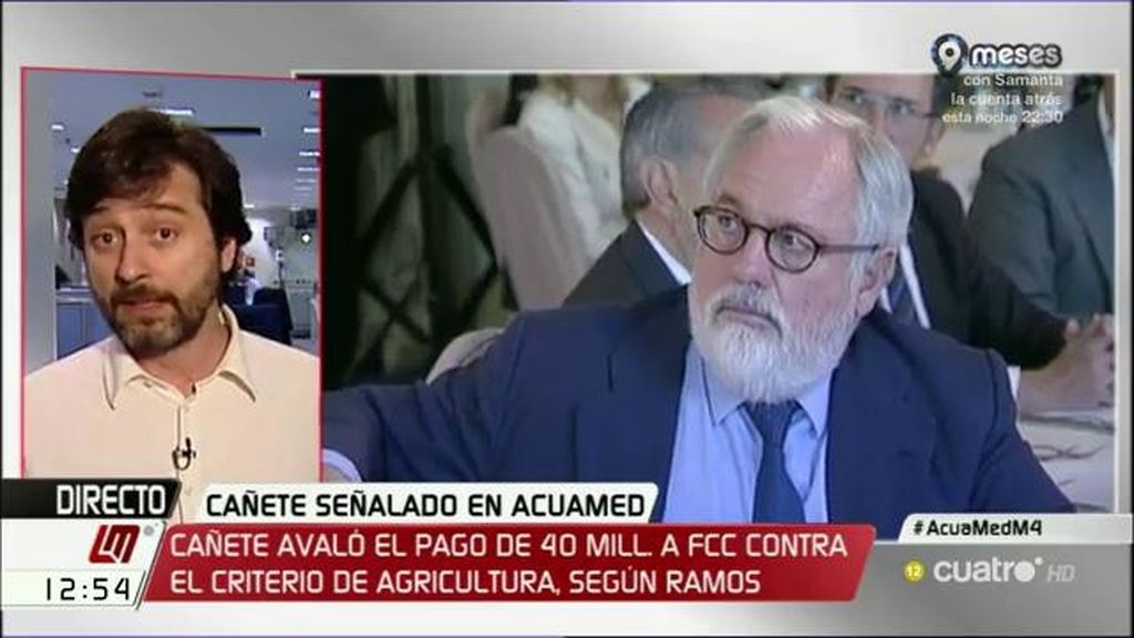 """R. Mayoral, de Cañete: """"Pocos caminos le quedan más que abandonar la vida política cuanto antes y rendir cuentas"""""""