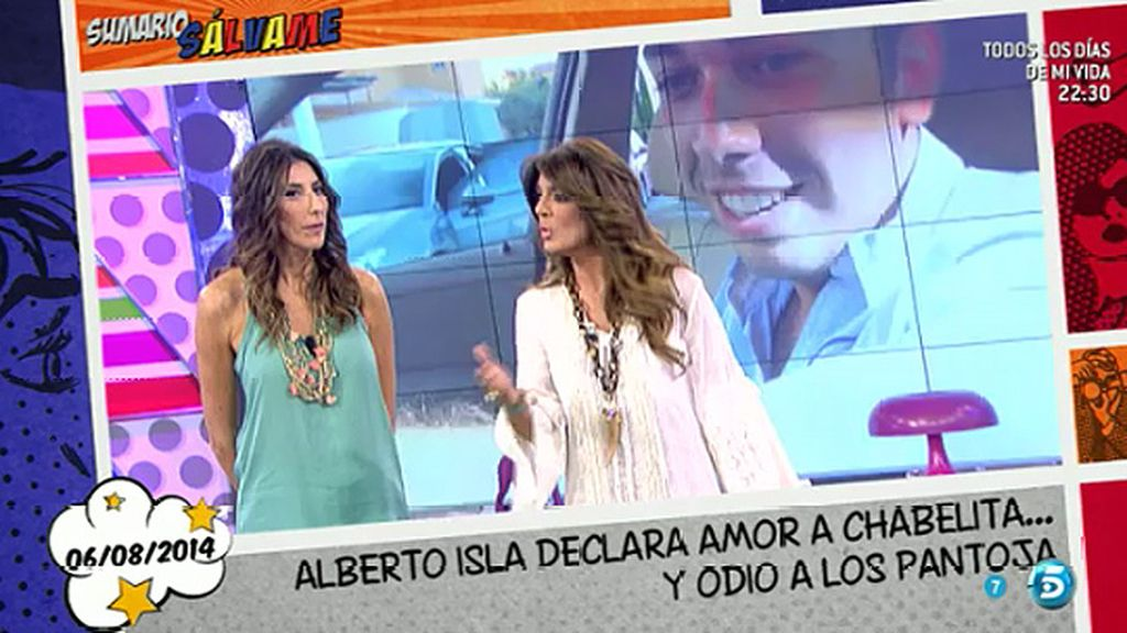 Raquel Bollo desconfía: No cree que Alberto Isla quiera volver con Chabelita