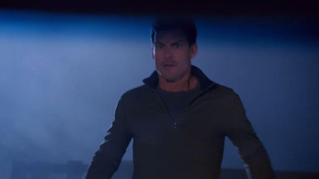Nicholas, atropellado en la oscuridad