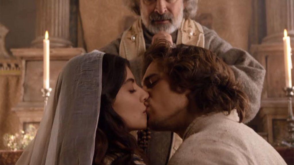 Romeo y Julieta ya son marido y mujer