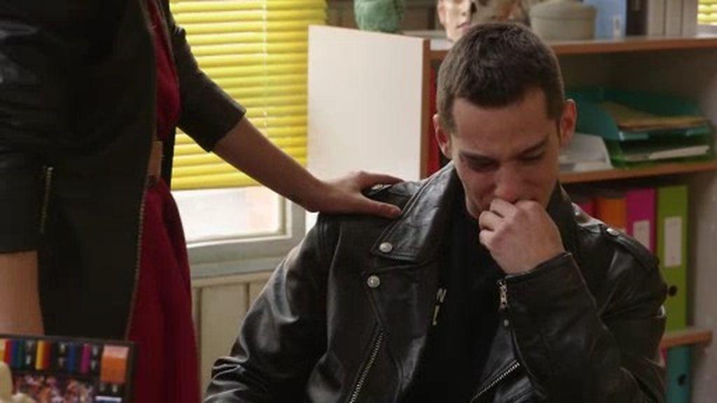 """Las lágrimas de David: """"Soy un cobarde"""""""