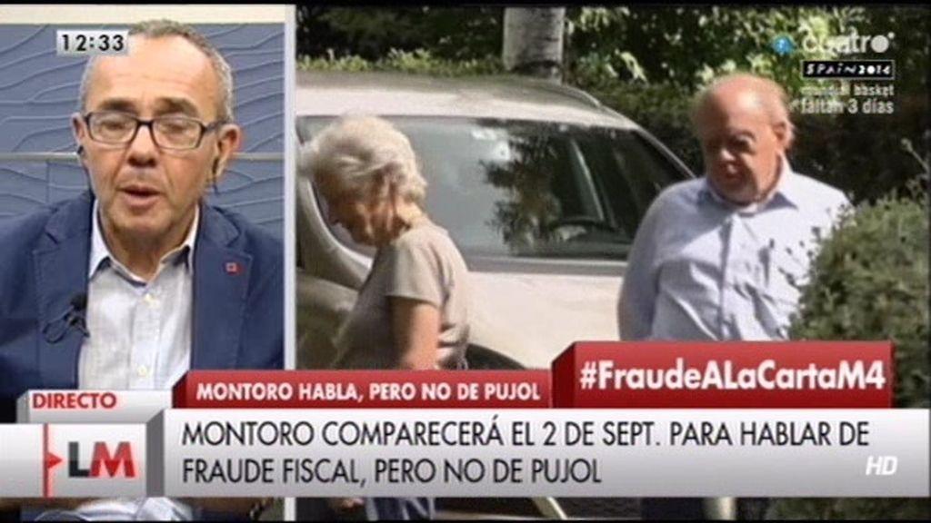 """Joan Coscubiela, diputado ICV: """"La evasión y el fraude fiscal es la lacra del país"""""""