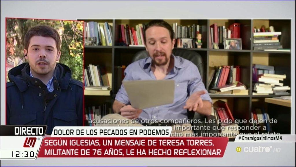 """Nacho Corredor: """"Sorprende que Iglesias, que es el bombero pirómano, pida perdón"""""""