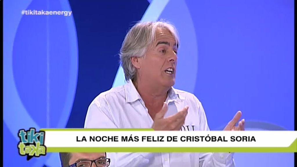 """Siro López: """"Pese a todo, Del Nido es uno de los grandes culpables del éxito del Sevilla"""""""