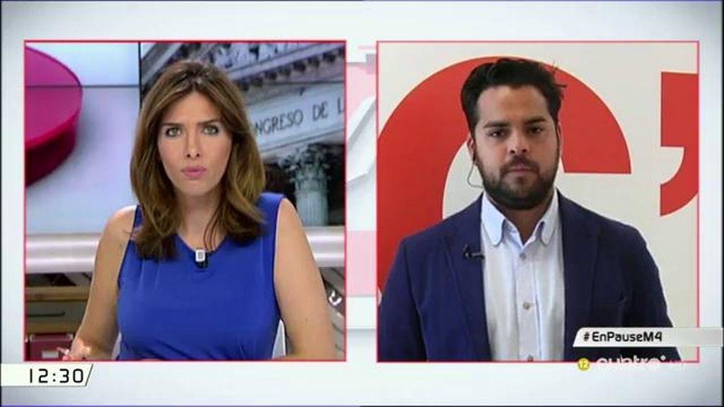 """Páramo: """"Rajoy tiene que pensar más en poner en marcha España que en los imputados de su partido"""""""