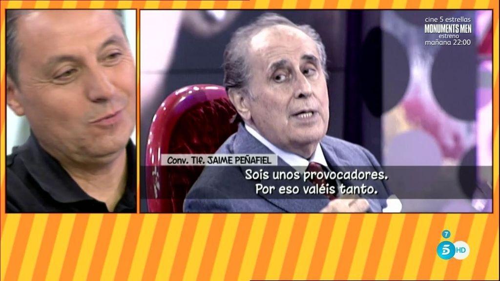 'Sálvame' pregunta a muchos colaboradores de Telecinco si han tenido algo con Olvido